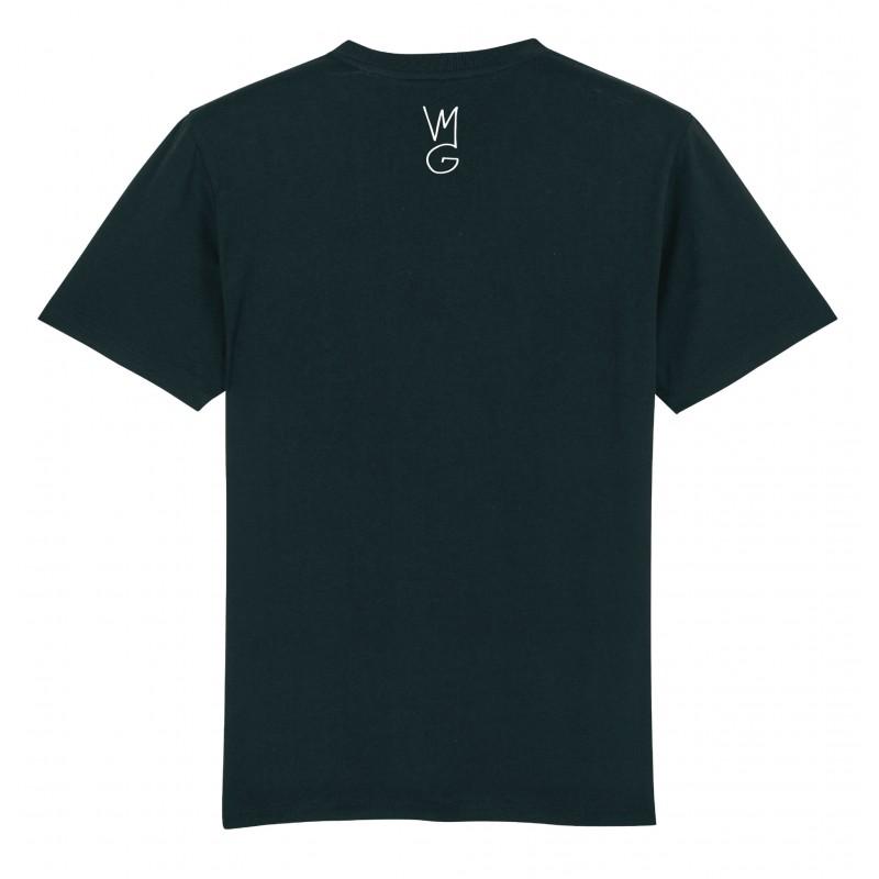 T-Shirt Valar Classique Noir